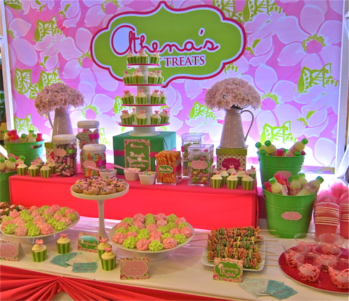 In the details athena valdes 7th birthday party manila for Decoration ideas 7th birthday party
