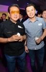 Chavit and Ronald Singson